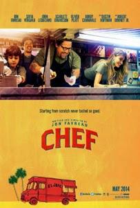 Portada original de #Chef