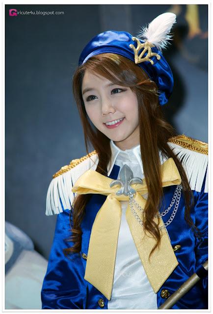 4 Kim Ha Eum - G-STAR 2012 [Part 2]-Very cute asian girl - girlcute4u.blogspot.com