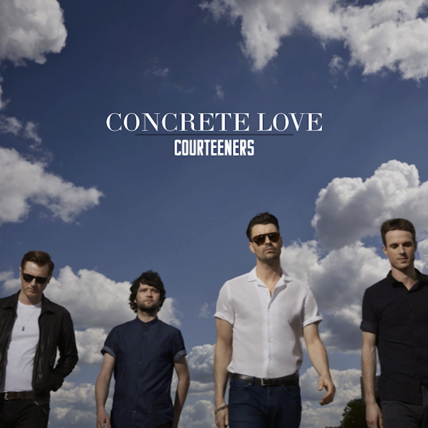 Courteeners fourth album Concrete Love