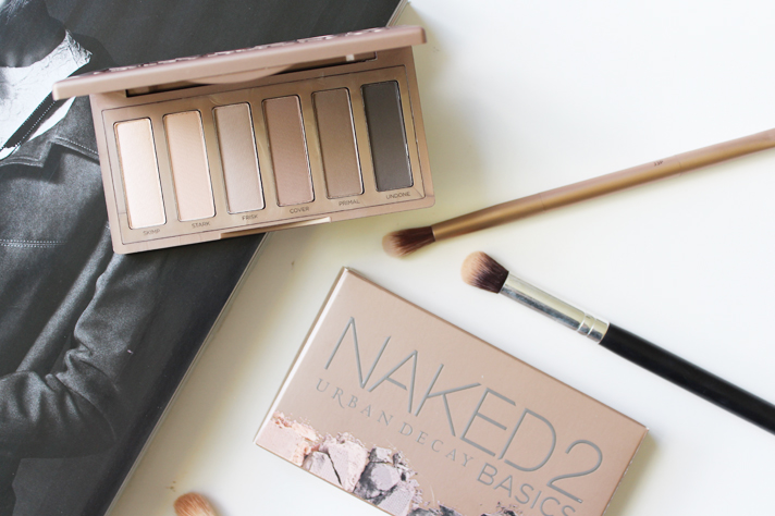 URBAN DECAY // Naked 2 Basics Palette | Review + Swatches - CassandraMyee