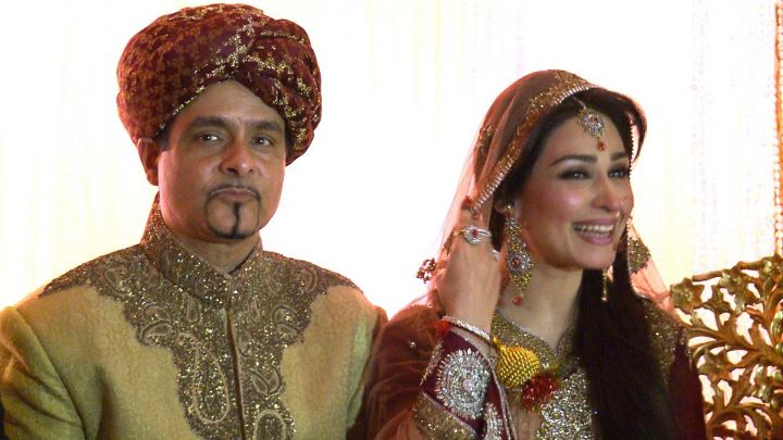 re Reema Khan getting married with US Surgeon Dr Tariq Shahab
