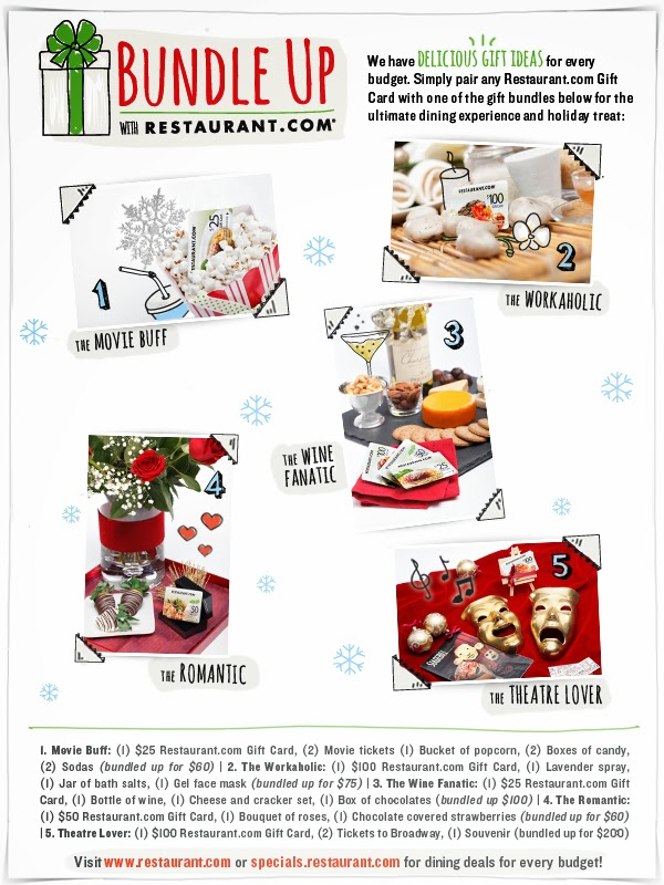 Restaurant.com Gift Guide
