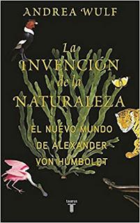 La invencion de la naturaleza- Andrea Wulf