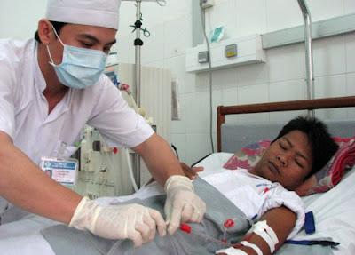 Tỉ lệ tử vong ở bệnh nhân mắc suy thận cấp