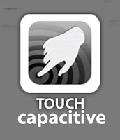 Fitur Capacitive Multi Touch 5 Points