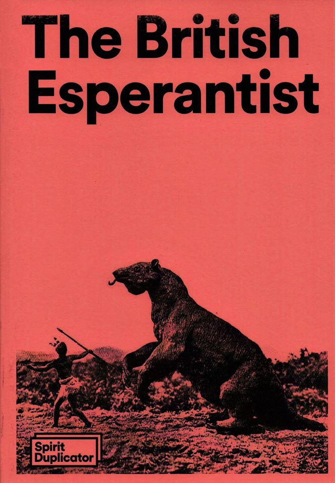 The British Esperantist magazine