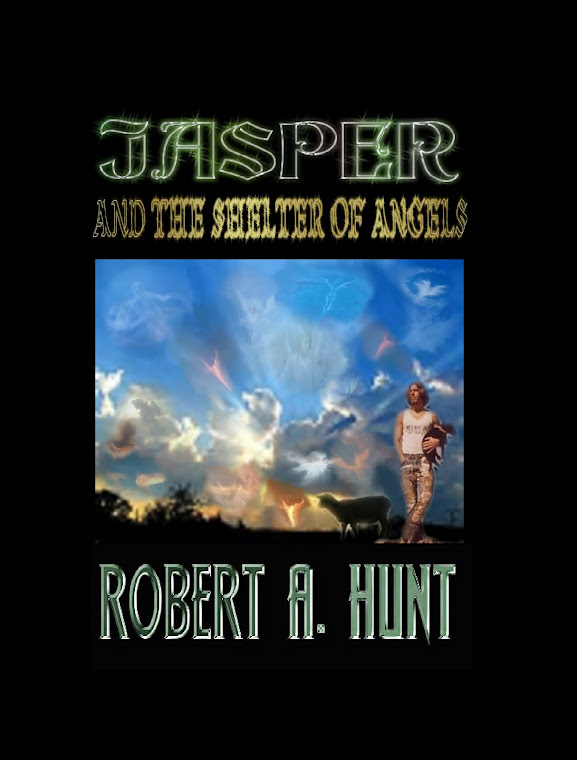 Paperback Version of Jasper and the Shelter of Angels