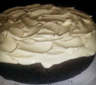guinnes chocolate cake per claudia