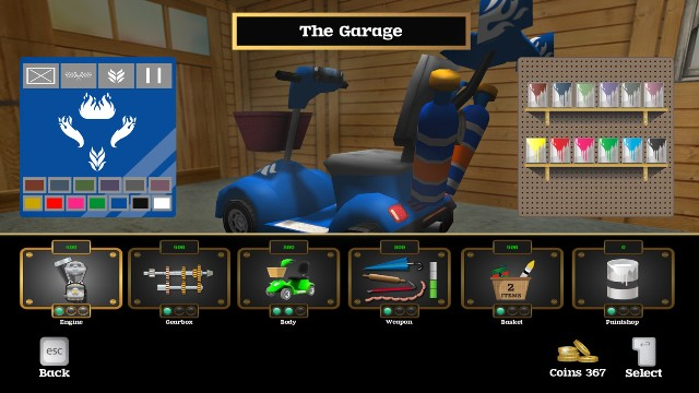 Coffin Dodgers Free Download PC Games