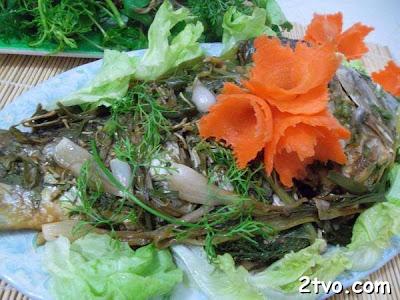 Cách làm cá chép om xì dầu ngon