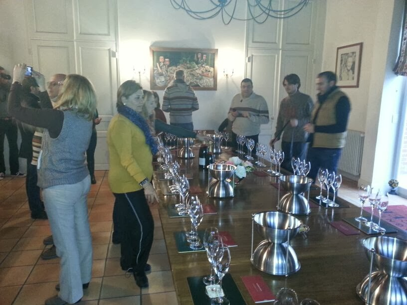 El blog del sumiller viaje a champagne maison bollinger - Bollinger maison fondee en 1829 ...