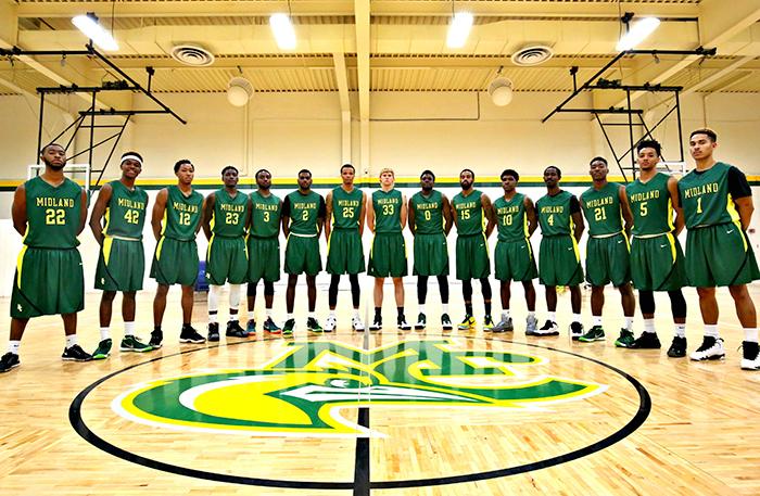 Men's Basketball • Roster