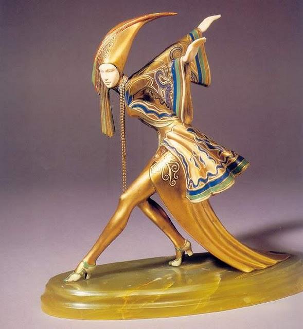 Arte en accesorios art nouveau - Art deco caracteristicas ...
