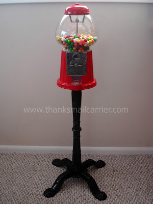 King Carousel Gumball Machine with Stand review