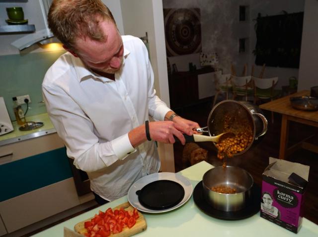 Marion's Kitchen Food - cooking vegan/vegetarian