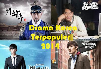 10 Drama Korea Terbaik dan Terpopuler di 2014
