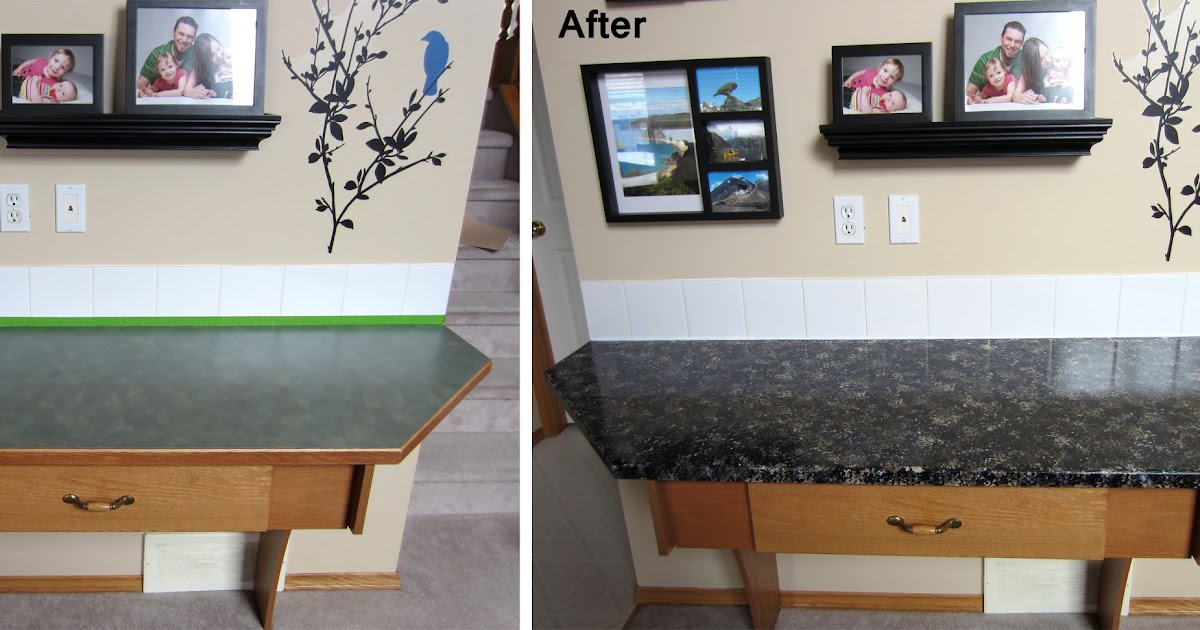 Giani Countertop Paint Canada : Modern Mommy: Time for a Home DIY Project: Granite Countertop Paint