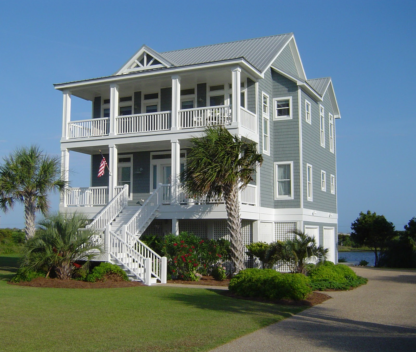 Southern living house plans with porches