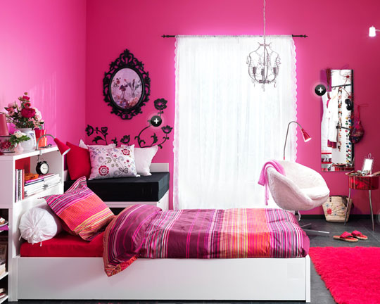 Teen Girls Room Ideas IKEA
