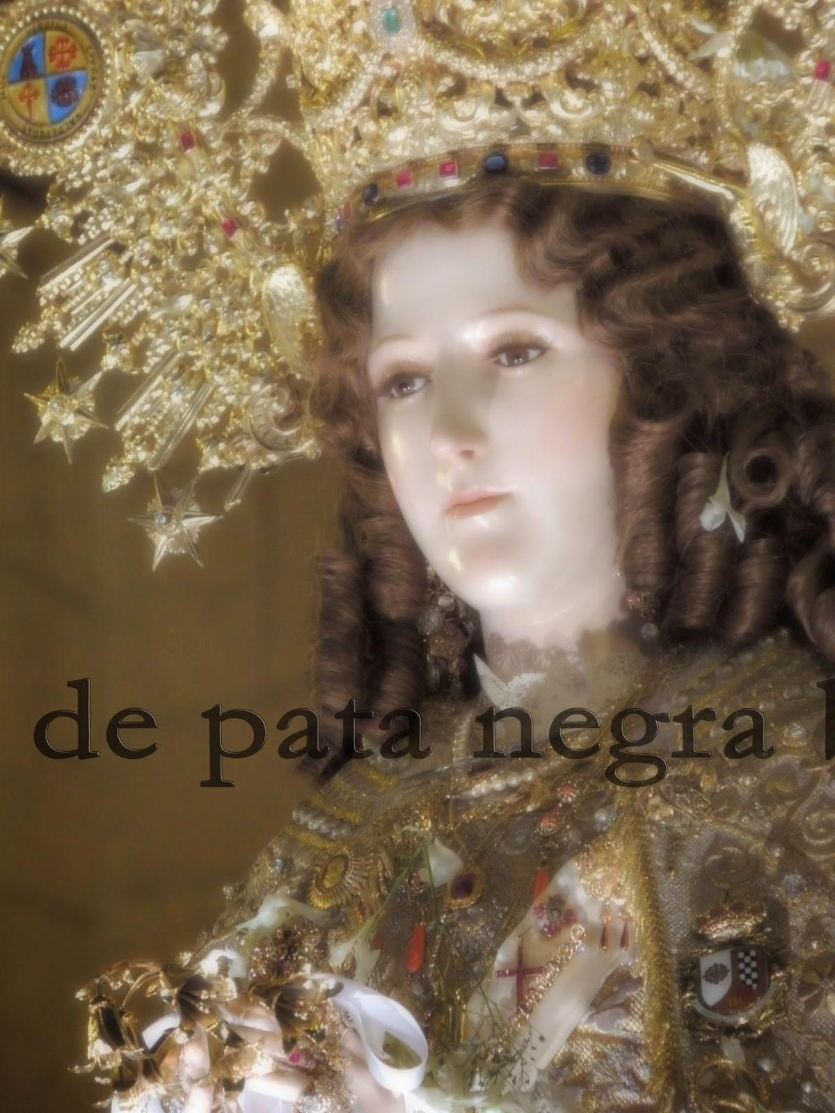 Virgen de Consolacíon Valdepeñas