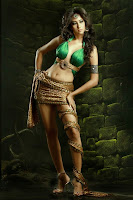 Sindhu Affan Spicy Photo Shoot Navel Still