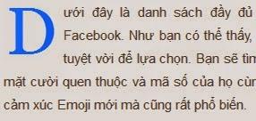 hien thi dang drop cap cho blog
