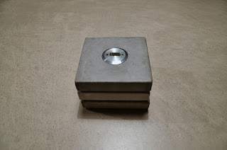 iPhone Dock Beton Cire