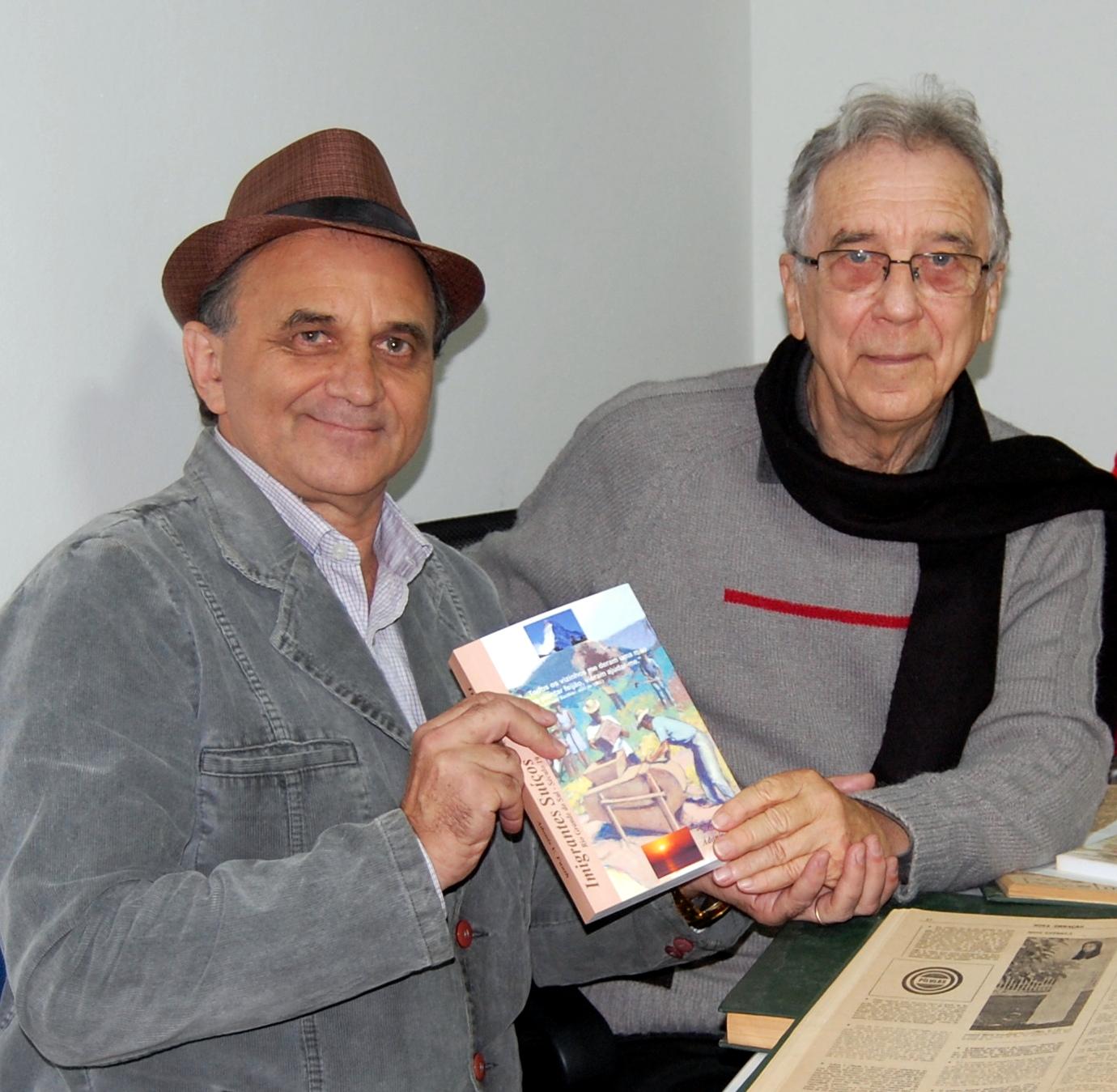 Airton Engster dos Santos e Dr. Adonis Fauth