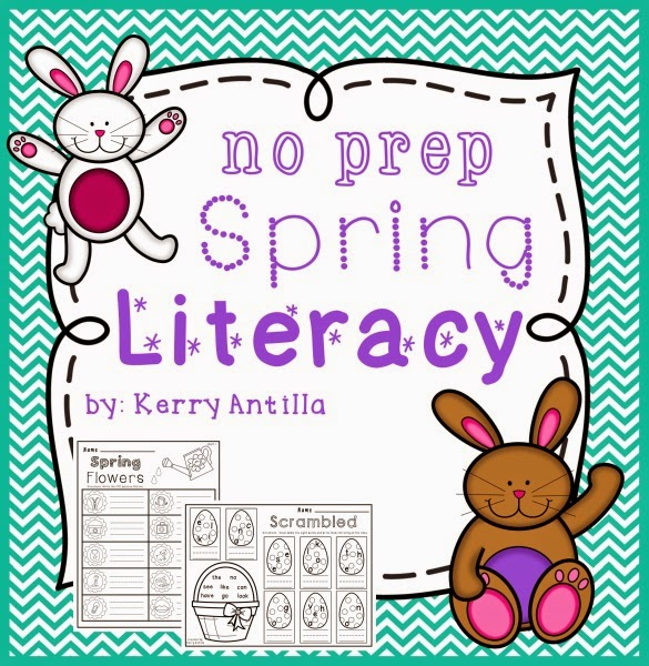 https://www.teacherspayteachers.com/Product/No-Prep-Spring-Literacy-Kindergarten-Pack-1117545