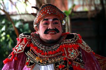 Barong & Keris Dance, Bali Indonesia