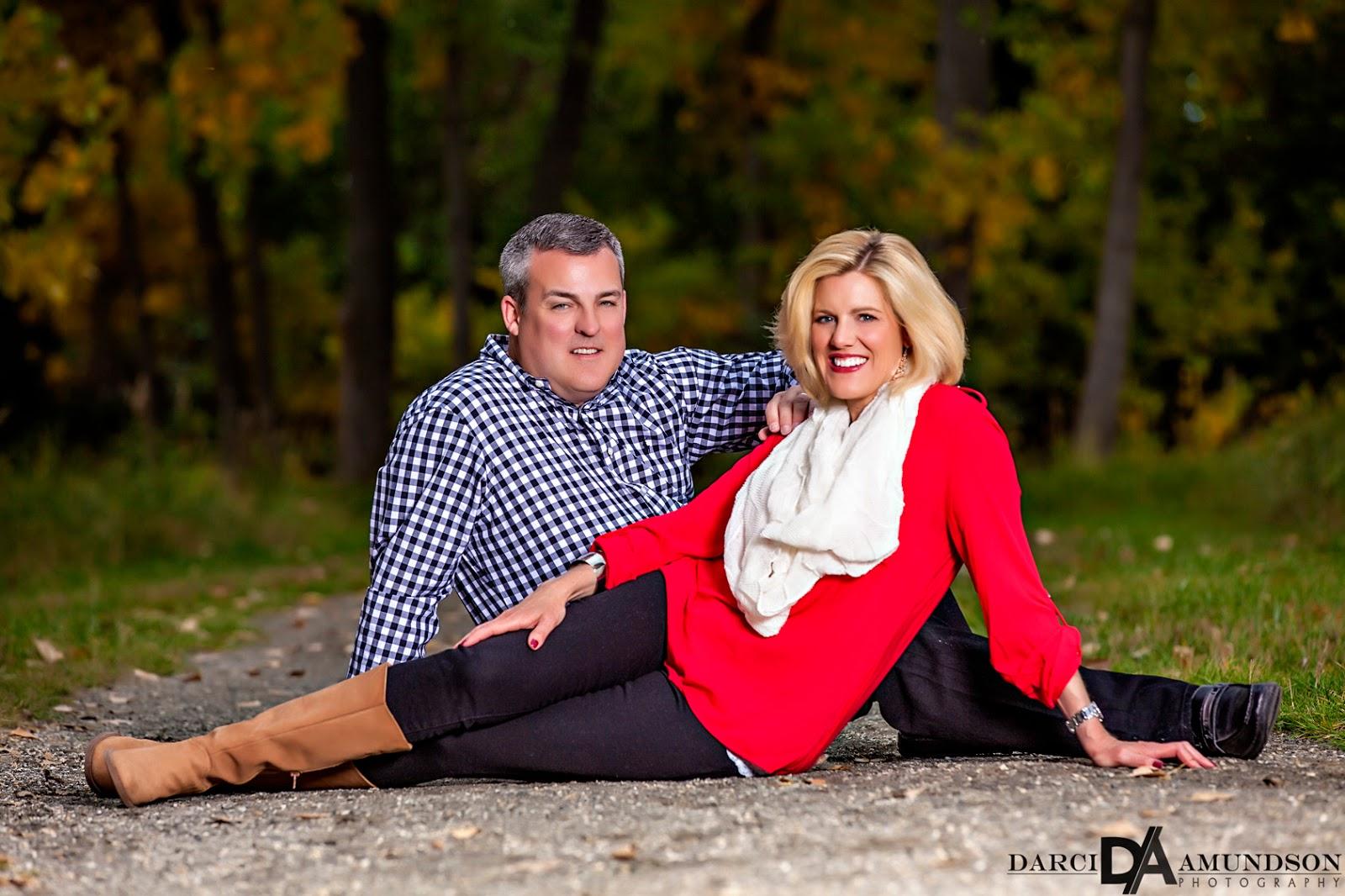 Nicole & Noel McGarvey | Fall Family Photographer Denver, CO | Darci ...