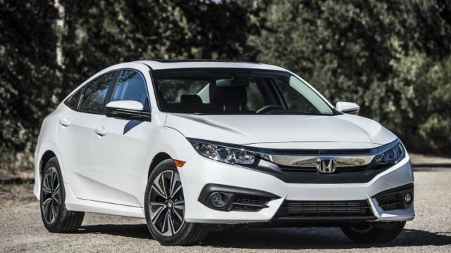 Honda ô tô Civic 2016 xe của năm tại Bắc Mỹ 02