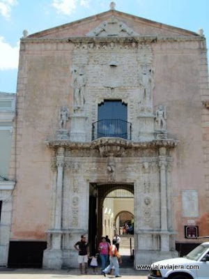 Casa Montejo, Merida, Yucatan, Mexico