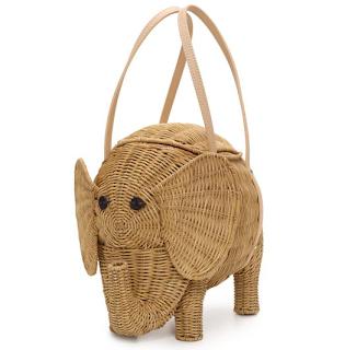 Kate Spade Elephant Basket