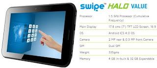 Swipe Halo Value price in India image