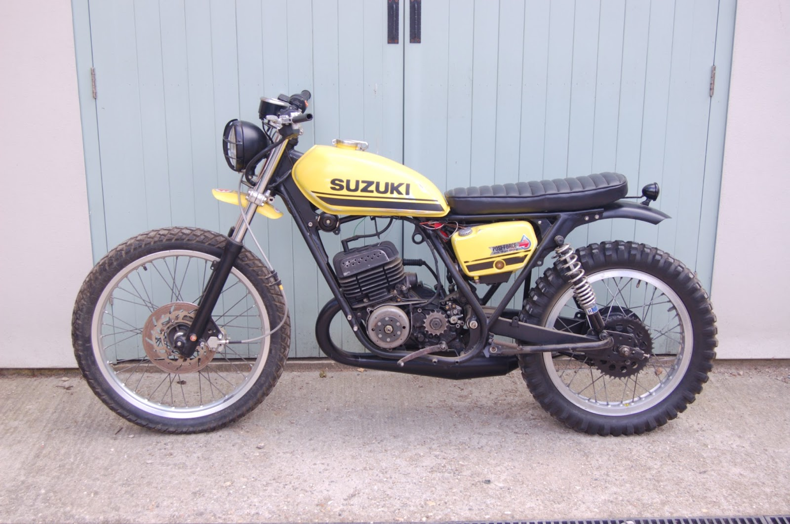 the ts250 project i d like to swap it for a complete mot d and running but cosmetically challenged bike 250 plus cc if a smoker 400 plus cc if a four stroke