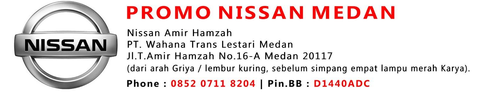 Promo Nissan Medan