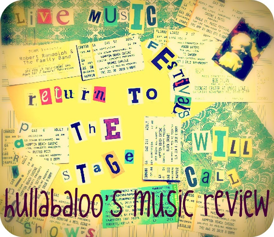 Hullabaloo's Music Review