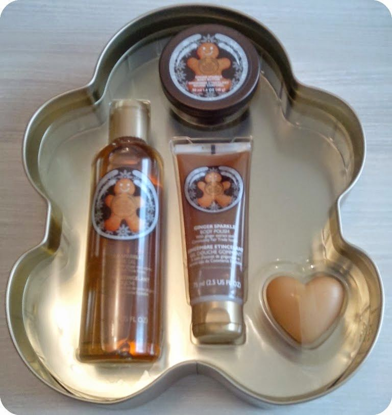 woodybeauty blog beauté Tours ginger man body shop