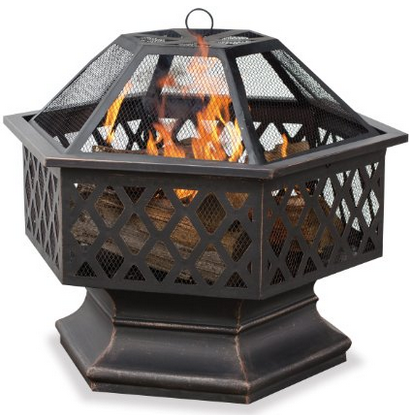 Fire Pit, Fathers Day Gift