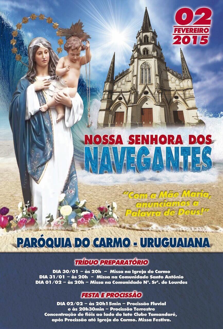 PROCISSÃO N. SRA. DOS NAVEGANTES!