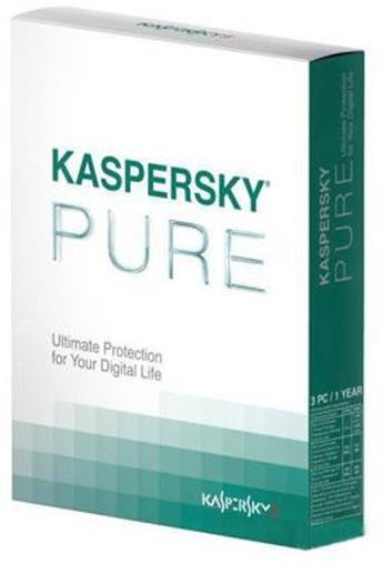 Resetting Trial Version on Kaspersky Anti Virus, Internet Security and Pure on Regedit