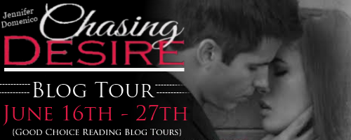 Chasing Desire Blog Tour