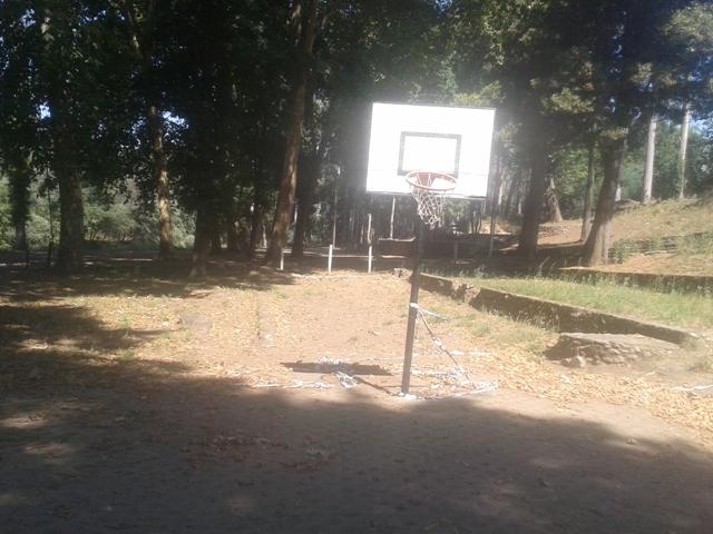 Campo de Basquetebol