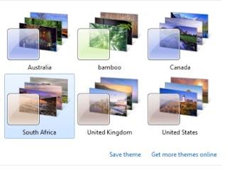 Cara Menampilkan Tema Tersembunyi di Windows 7