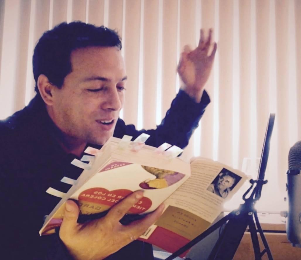En «Lecturas de Yamil Cuéllar»