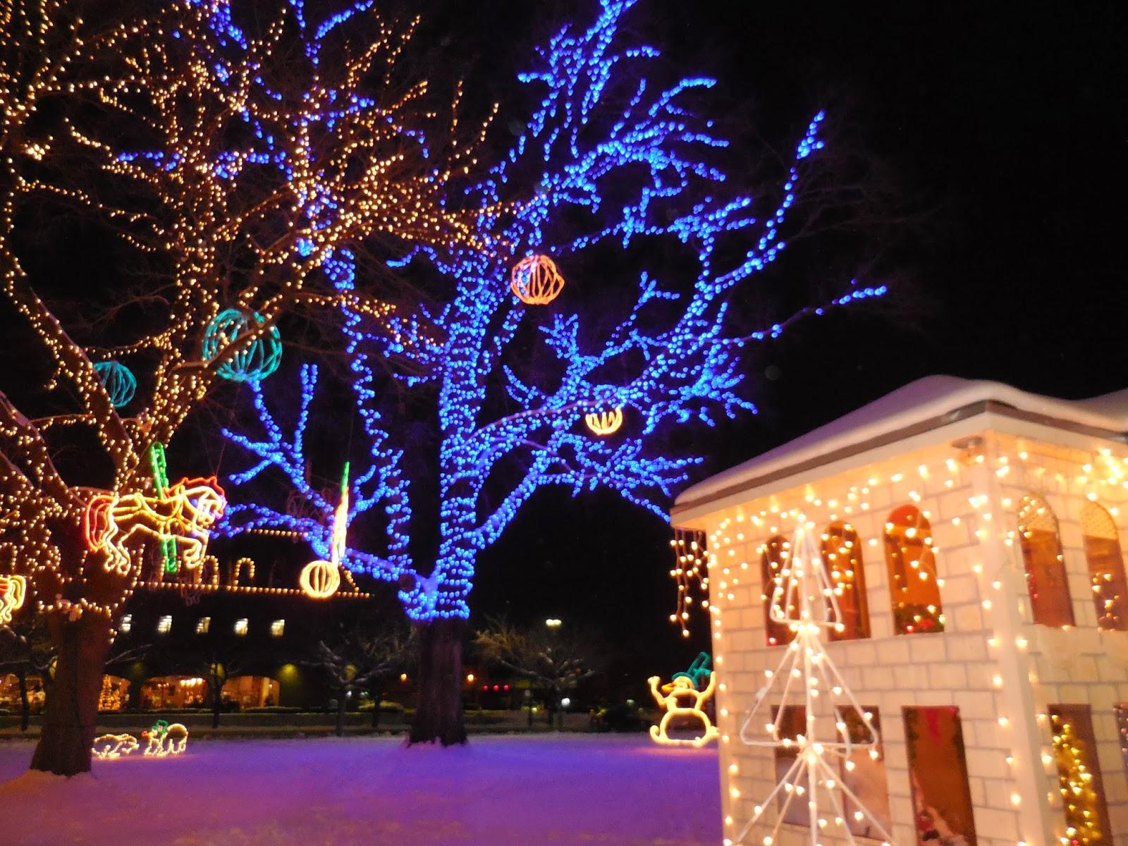 The Adams Family...snap, snap...: Ogden\'s Christmas Village