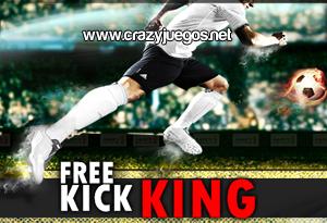 Jugar Free Kick King