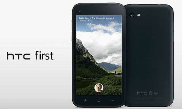 Technology HTC First