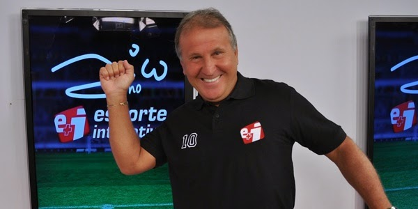 Zico recusou proposta de outra emissora para voltar ao Esporte Interativo